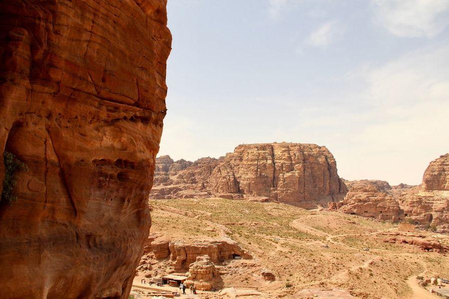 Jordan Petra, Jordan Red City UNESCO World Heritage Site The Great Outdoors - 2017 EyeEm Awards