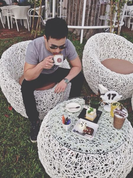 Cafe Latte Cafe Americano Coffee Chiangrai