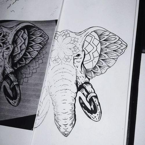 Dotwork Tattoo Art Tattoo EyeEm Best Shots - Black + White New Tattoo Blackberry Antalya