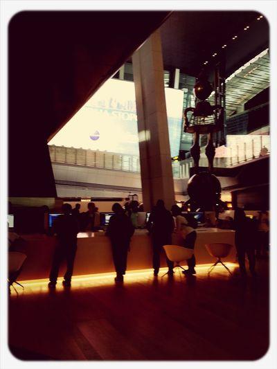 Hamad International Airport (DOH) Qatar Free Wifi and Internet Zone