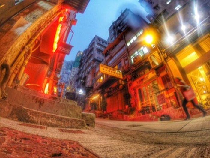 #travelian Memories GoPrography HongKong