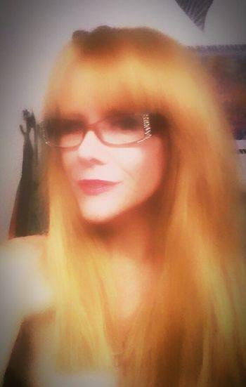 My Nerd Glasses New Glasses Redhead Geekgirl