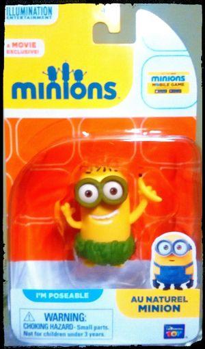 Minions Au Naturel Au Naturel... Au Naturale Au Naturel Minion Minion  Minions ♥♥ Illumination Entertainment Minions ™ Minions Characters Minions_mania Powered By Bananas Minionsworld Minions 🍌🍌🍌🍌🍌