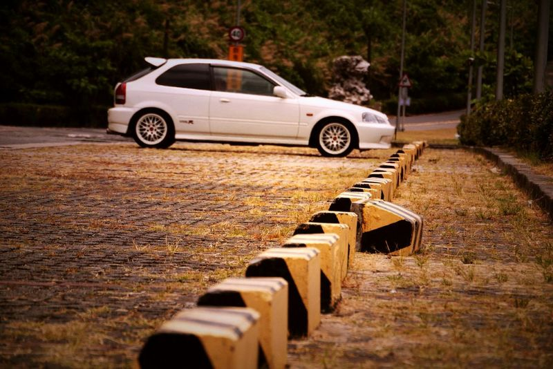 Nice Car Honda Civic Ek9 Type R 涉影.Photography