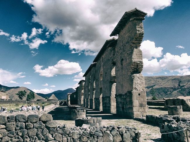 Mayan Architecture in the sacred valley Peru History Old Ruin Travel Destinations Ancient Civilization Mayan Ruins Peru