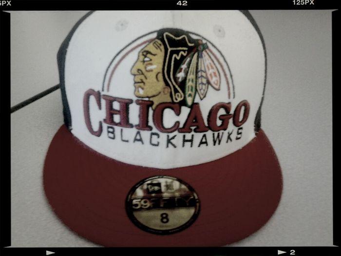 new era chicago blackhawks