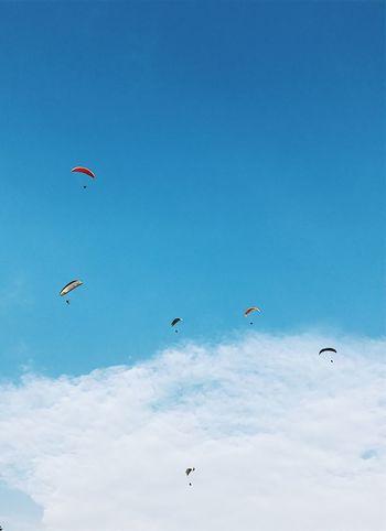 Sky Sky Parachute