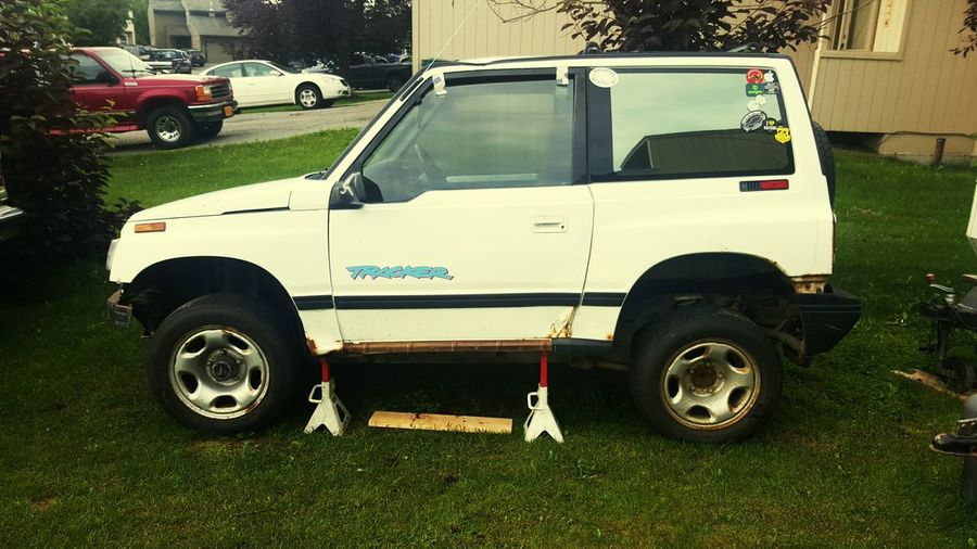 Toys New Toy!!! Project Car Project Mudder Tracker Geo Tracker