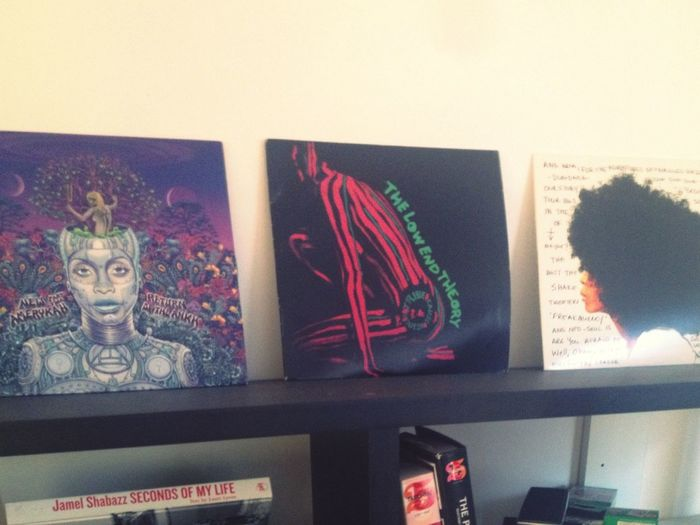 Erykah Badu collection.. Atcq Classic At Home..... Music For Soul...