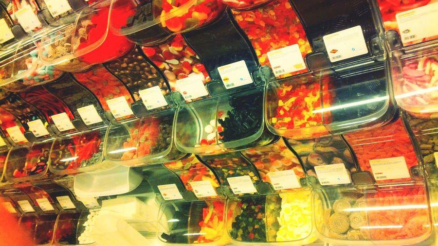 Candy Sugar Yumy Lecker