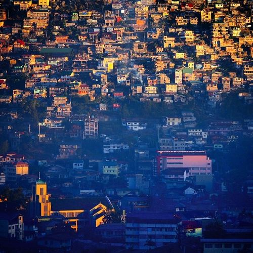 A city on top of the mountains. Early morning scene in Baguio City Philippines Eye4photography  Canonphotography Choosephilippines Wow_philippines Wanderlust Eyeem Philippines Travelporn Travelshots Yolo Iwashere