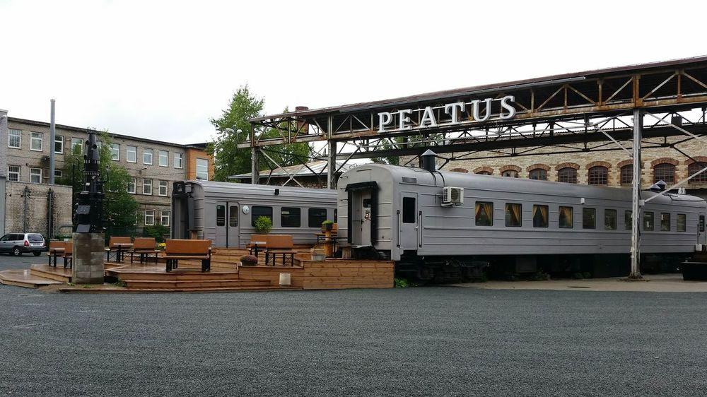 Hidden Gems  Restaurant Tallinn Estonia Telliskivi Loomelinnak Train Station Battle Of The Cities