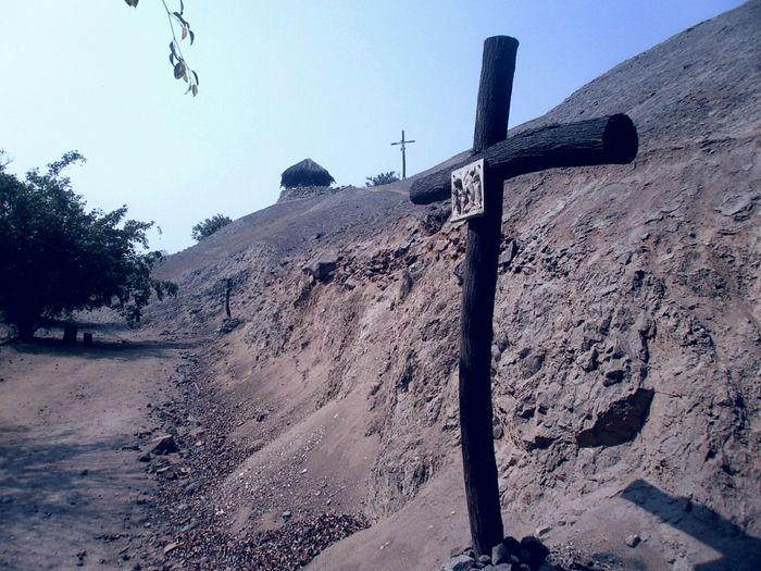 Cruz Crux Viacrucis Camino Catolico Catholic Catolicism Peru camino de Via Crucis