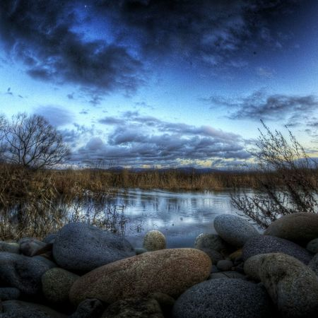 Landscape HDR Simplicity