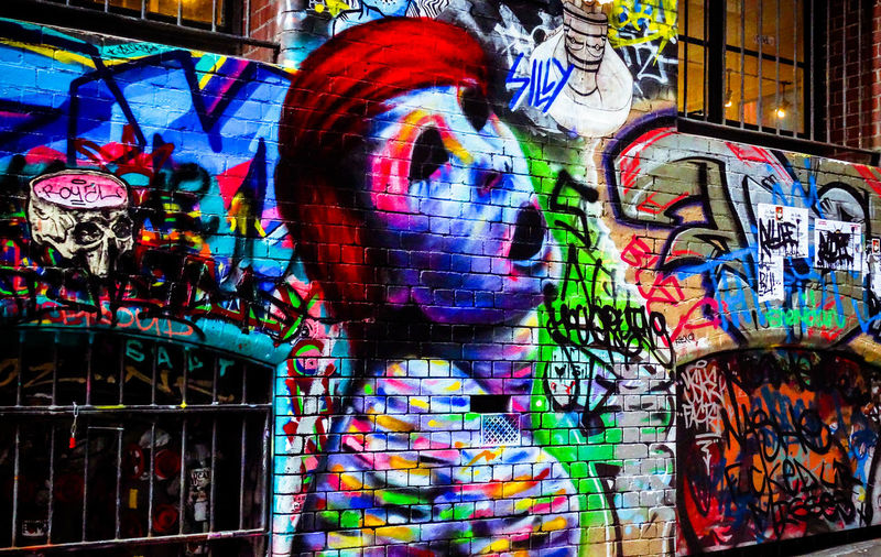 Graffiti Multi Colored Street Art Creativity Art And Craft Architecture Built Structure Day No People Outdoors Close-up Australia Straya MelburnCity Melbourne Melbourne City City Urban ArtWork Art WeekOnEyeEm The Week On EyeEm Painted Image Creativity Graffiti