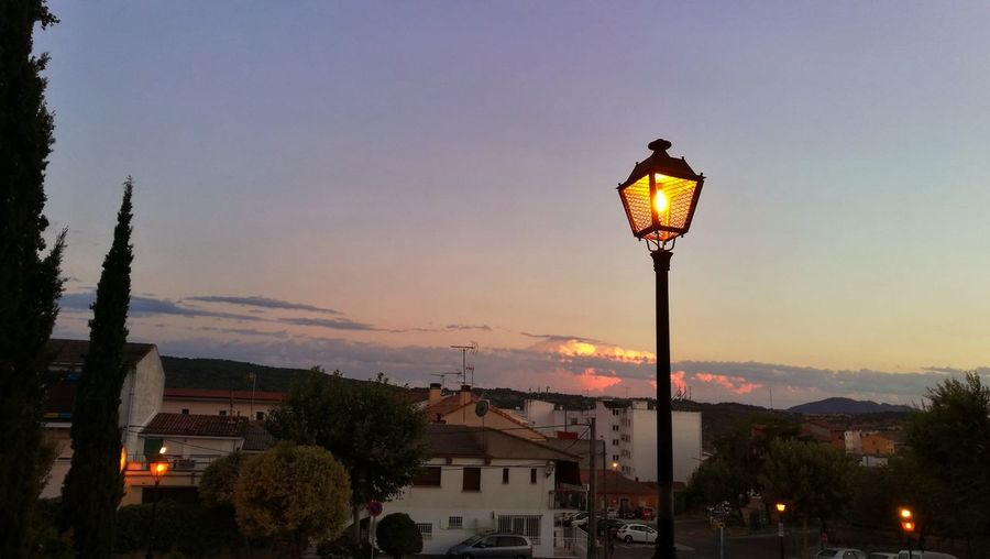 Taking Photos Hanging Out Check This Out Huaweiphotography HuaweiP9 Leica Trees Streetphotography Streetlight Cloudporn Summercolors Empty Places Sunset End Of The Day Town View TOWNSCAPE Spain_greatshots
