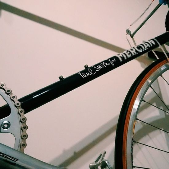Designer bicycle