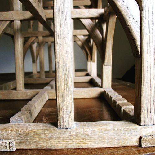 Tudor dollshouse project BeSpoke Special Architecture Art Wood spellboundarts COMMISSION exhibitions collectors americanoak Dollshouse Tudors etsy twelfthscale Miniature Carpentry interiordecor gameofthrones castleblack Manmade