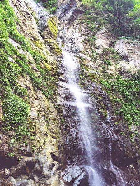 Deep breathe! 涼山瀑布 瀑布 Waterfall