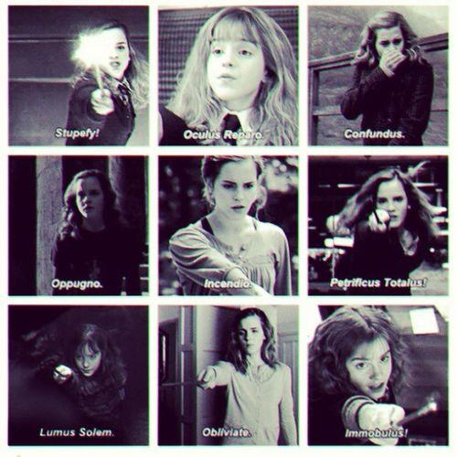 Magic Harrypotter Hermione SangueRuim Censor3D