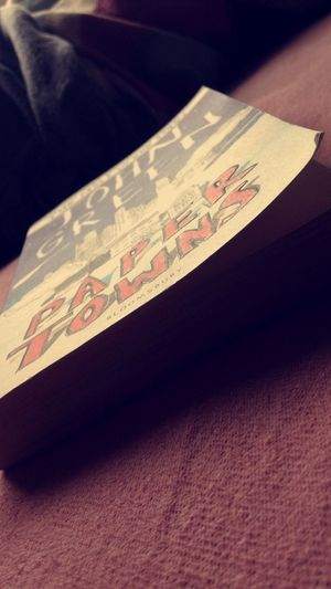 📖Paper Towns