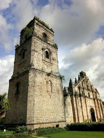 Been There. Ilocos sur paoay Done That