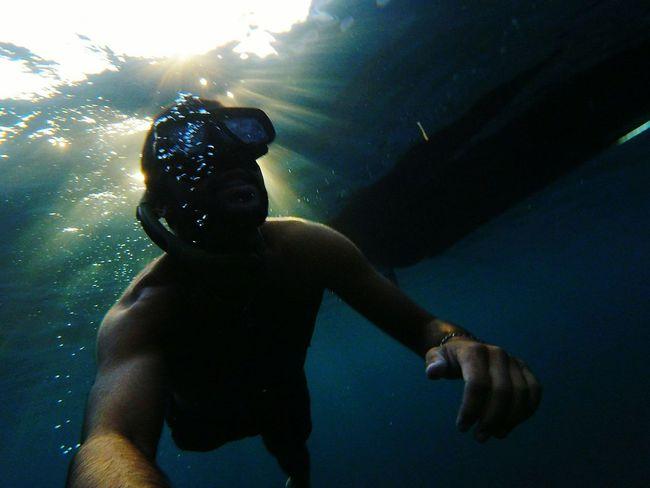Underwater Stintino Sardegna