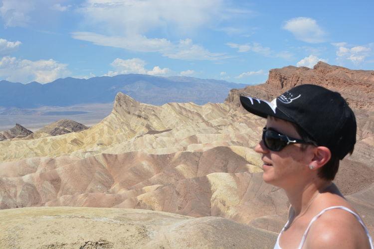 USA Death Valley Women Beautiful Woman AMOUR DE MA VIE Outdoors Voyage My Love ❤ Nikon Nikon D7100 Jpho06 EyeEmNewHere