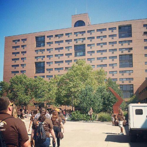 My dorm <3