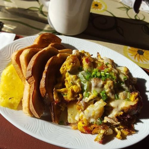 Breakfast of champions Foodie Bombassbreakfast