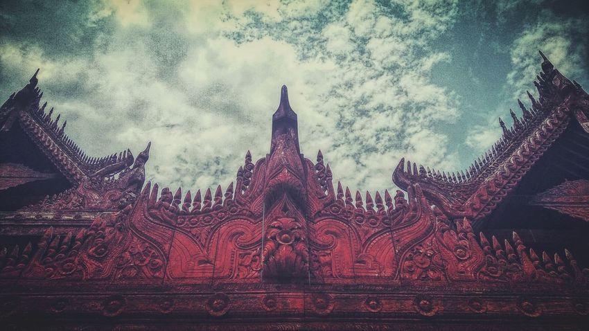 Mandalay Royal Palace....