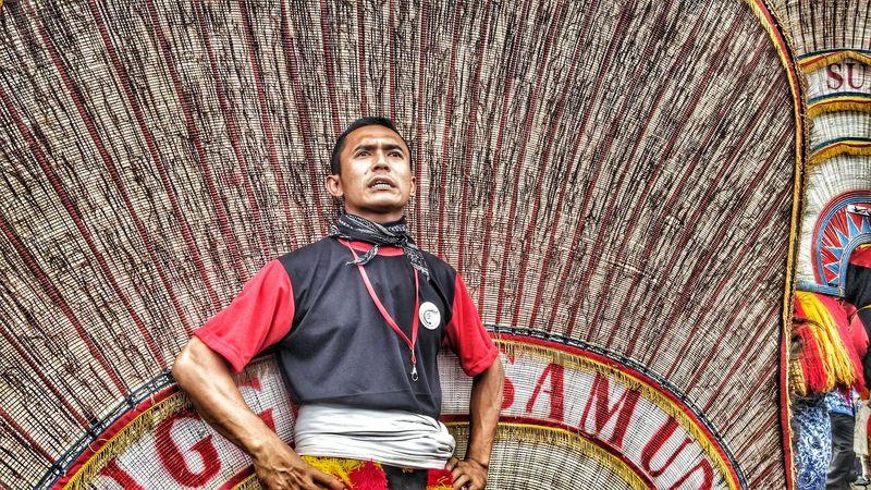 Reog Ponorogo Traditional Dancer Everyday Lives Culture