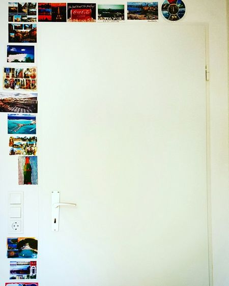 Postcards Collection I Want More Mydoortotheworld