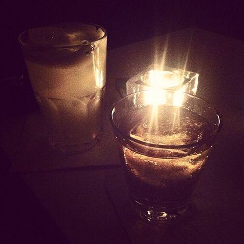 Drinks w/ lextraordinary St. Germain Fizz and Sazerac