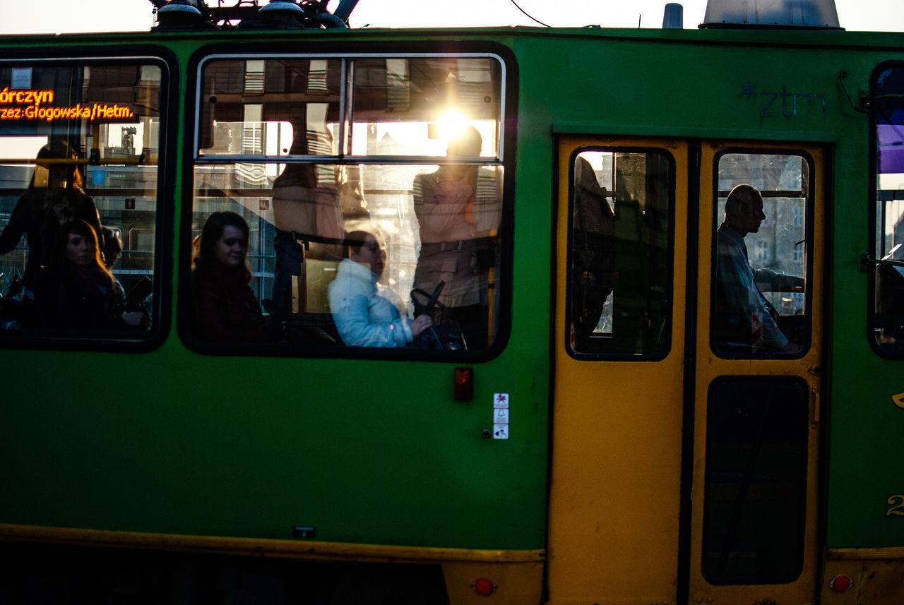 TRAIN ON TRAIN