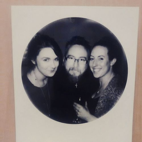 Besties Impossible Project Polaroid