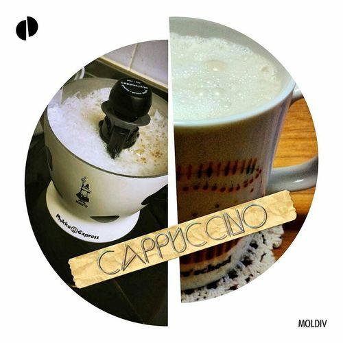 3度目の正直 MukkaExpress Cappuccino