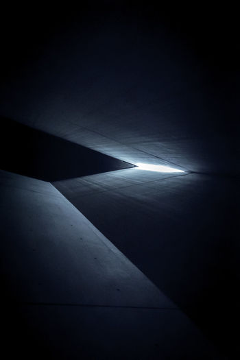 Abstract Photography Angles And Lines The Architect - 2017 EyeEm Awards Architectural Feature Architecture Architecture_collection Berlin Dark Darkness And Light Darkness In The Light Emotions Germany Discover Berlin Illuminated Indoors  Jewish Museum Memorial Museum Nature Night No People Remember Sky Space VOID