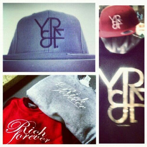 YR&F™ we in here thick with gear... Youngrichandflashy