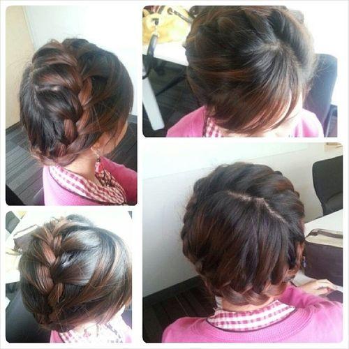 Crowb braid. @mardshmallow Hairbyella Braid Ellabraids 