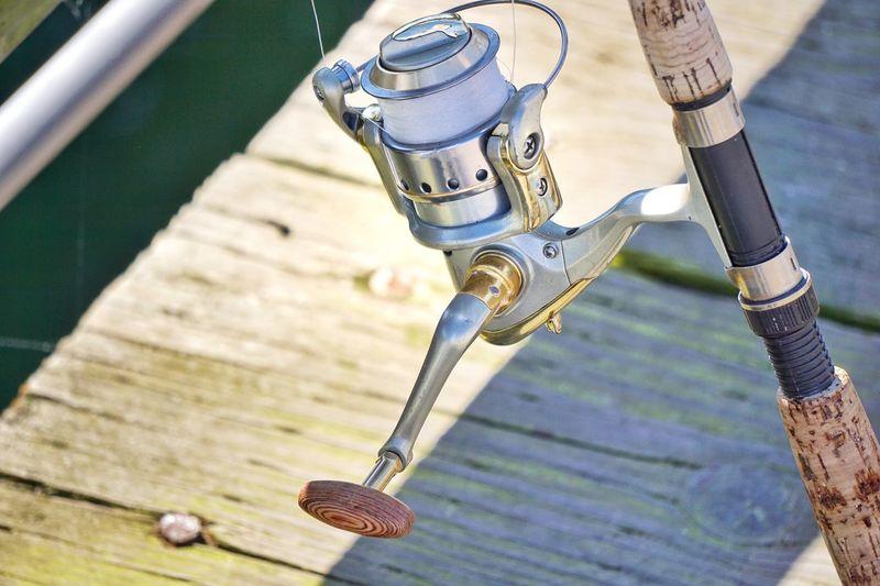 Fishing time