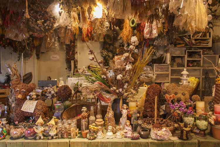 Retail  Variation Store Retail Display Indoors  Large Group Of Objects Abundance No People Collection Variety For Sale Market Handicraft Arrangement Still Life Art And Craft