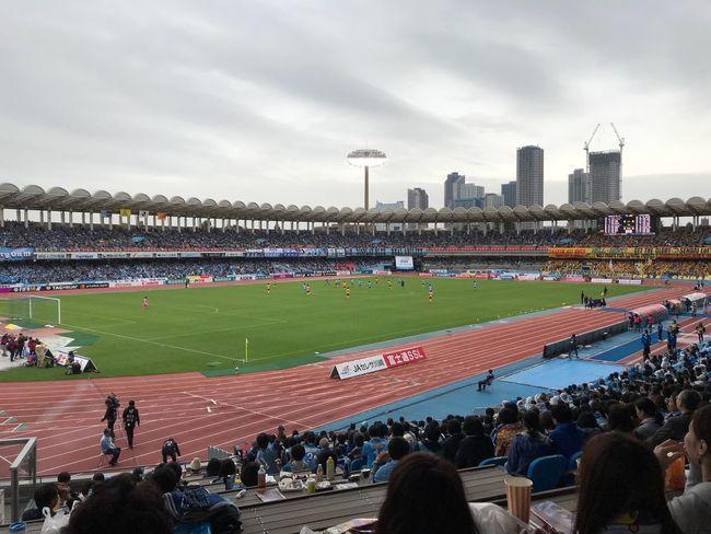等々力競技場 First Eyeem Photo