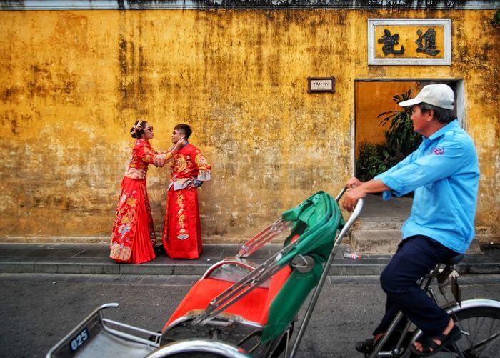 Couples People City Men Rickshaw Tricycle The Street Photographer - 2018 EyeEm Awards
