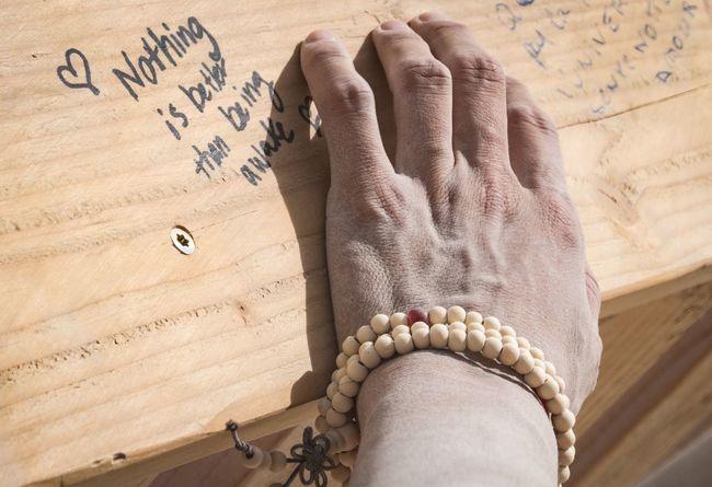Motivational Sentence Words Alive  Mala Tibetan  Spirituality Awake Being
