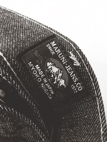 Niigata Myoko Maruni Jeans