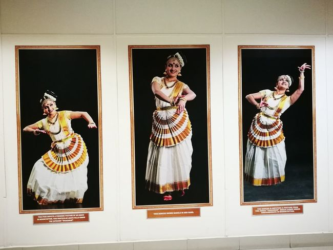 Archival Fashion Old-fashioned Adult Adults Only Elégance People EyeEmNewHere Indoors Only Women Beauty Portrait Young Women One Woman Only Kerala_tourism Kerala Tradition Dance Photography Dying Art One Person Young Adult Day Indian Culture  King - Royal Person First Eyeem Photo