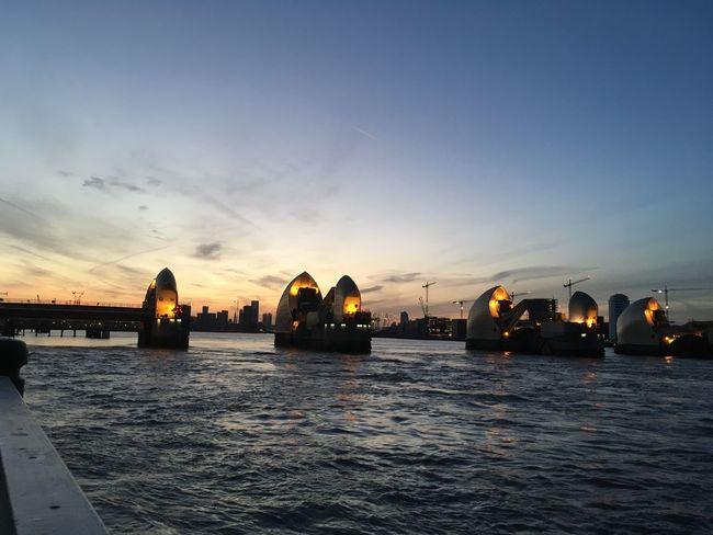Sunset Architecture Bridge - Man Made Structure EyeEmNewHere EyeEm LOST IN London