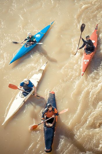 Kajak Sports Photography Sport Hanging Out Traveling River River View Determination Living Bold Taking Photos