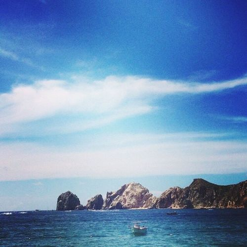 Los Cabos Sea Sky Nature Water Scenics Tranquility Beauty In Nature Horizon Over Water Environment Tranquil Scene Landscape